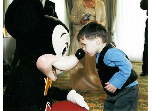 Nic and mickey