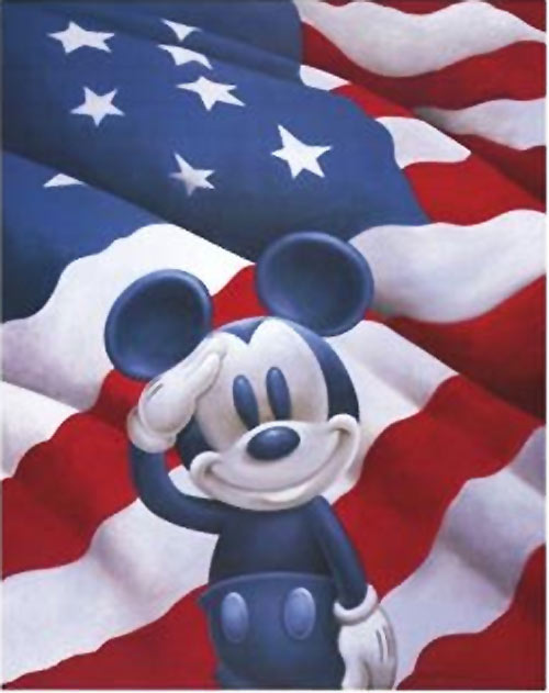 Mickey-Mouse-Salutes-America