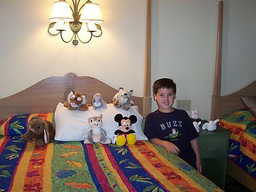 Disney at Caribbean Beach Resort-041